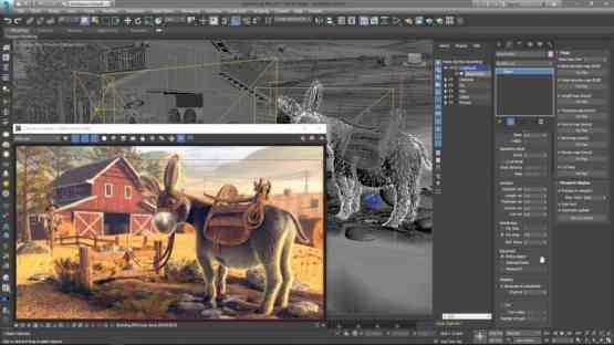 V-Ray 3.60.03 for 3ds Max 2018 Offline Installer Download
