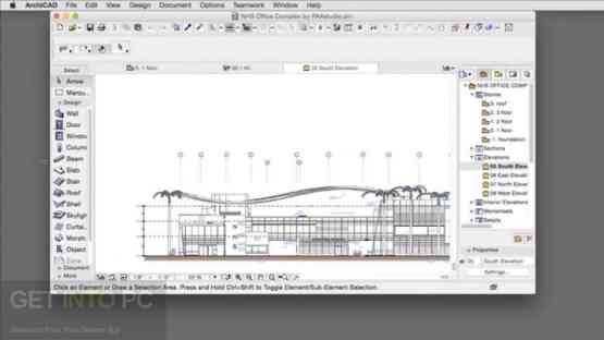 ARCHICAD 21 for Mac Direct Link DOwnload