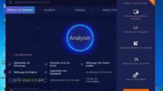 Advanced SystemCare Pro 11 Latest Version Download