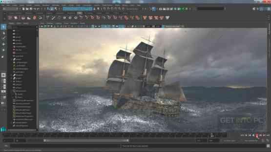 Autodesk Maya 2017 Latest Version Download