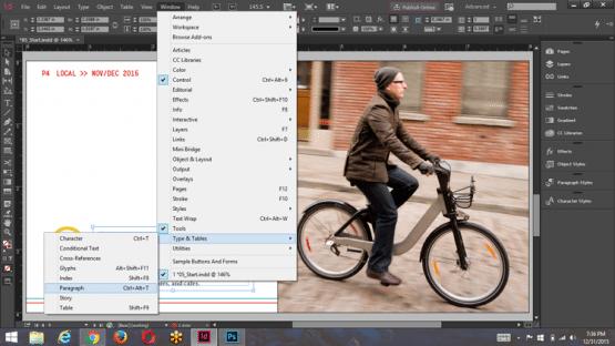 Adobe InDesign CC 2018 v13.1.0.76 Offline Installer Download