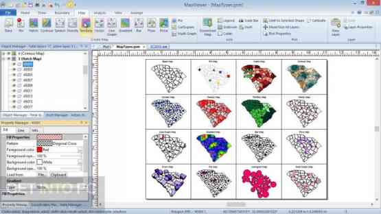 Golden Software MapViewer 8.6.651 Offline Installer Download