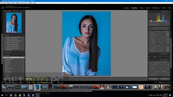 Adobe Photoshop Lightroom Classic 7.3 + Portable Offline Installer Download