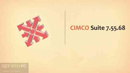 CIMCO Suite 7.55.68 Free Download