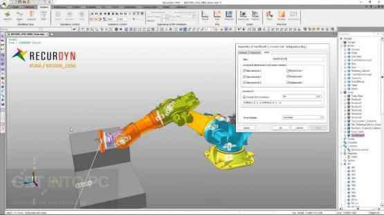 FunctionBay RecurDyn V9R1 Direct Link Download