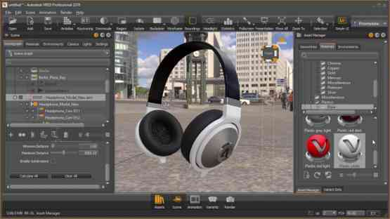 Autodesk VRED Professional 2019 Direct Link DOwnload