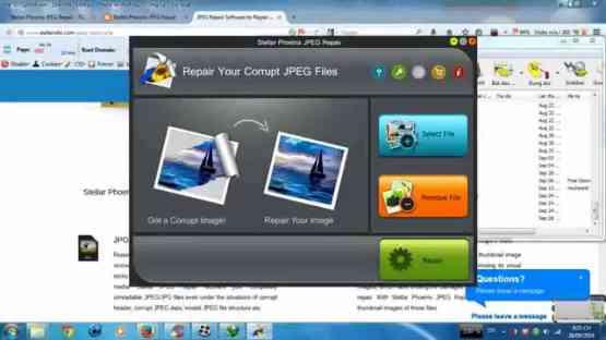 Stellar Phoenix JPEG Repair Latest Version Download
