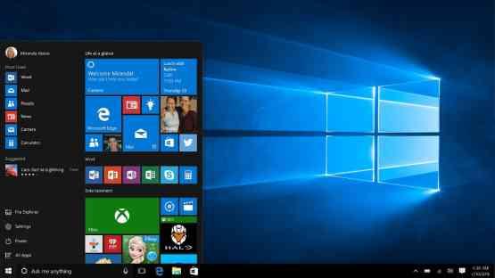 Windows 10 Pro ISO August 2018 Offline Installer Download