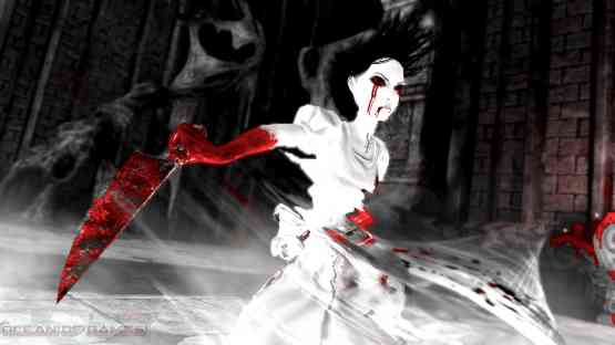 Alice The Madness Returns Features