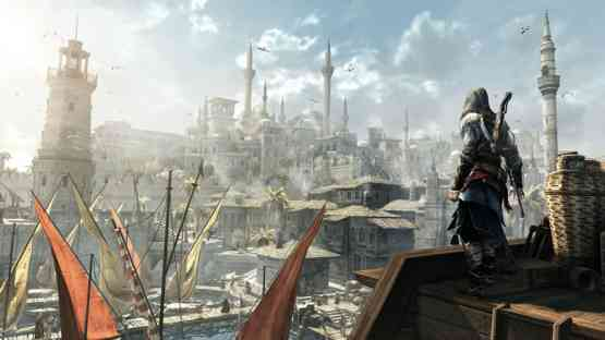 Assassins Creed Revelations Features