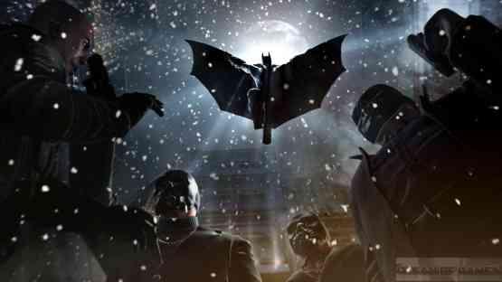 Batman Arkham Origins Download Free