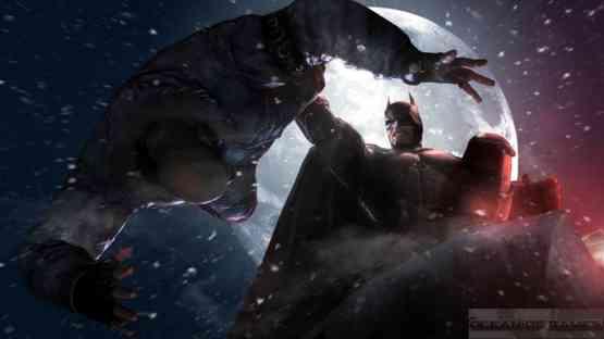 Batman Arkham Origins Features
