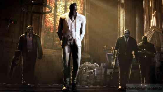 Batman Arkham Origins Setup Free Download