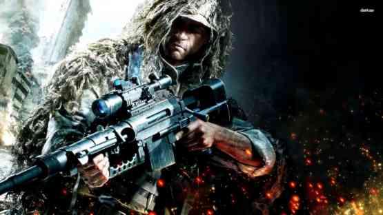 Sniper Ghost Warrior PC setup