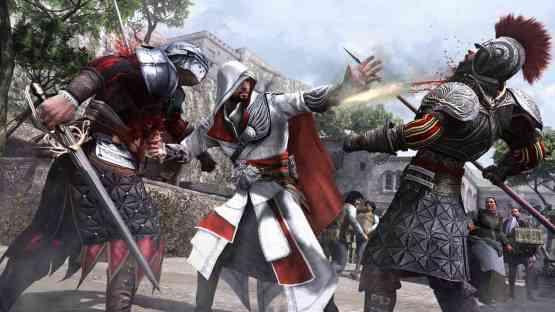 Assassin Creed Brotherhood features