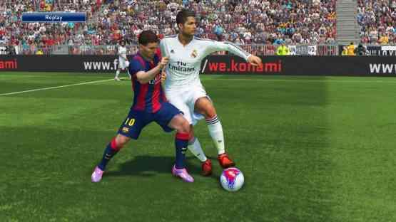 Free Download Pro Evolution Soccer 2015 For PC