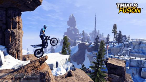 Trials Fusion PC Game