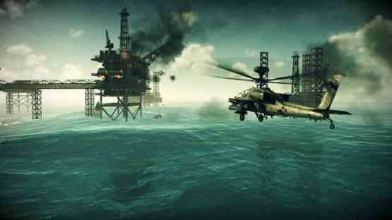 Apache Air Assault features