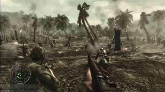 Call of Duty World at War Features