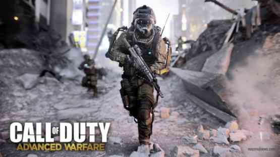 Call of Duty Advanced Warfare Trainer Free Download