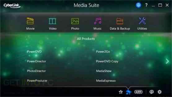 CyberLink Media Suite 15 Ultimate Offline Installer Download