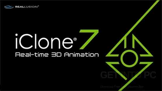 Reallusion iClone Pro 7 Rescource Pack Free Download