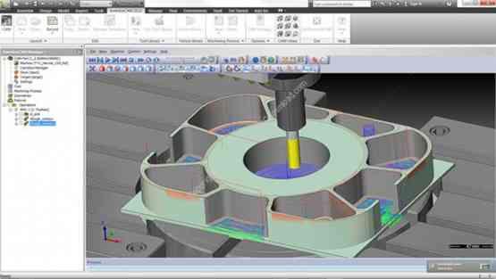InventorCAM 2017 SP2 HF4 for Autodesk Inventor Latest Version Download