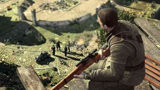Free Download Sniper Elite 2005