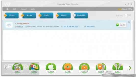 Freemake Video Converter Gold 4.1.10.28 Direct Link Download