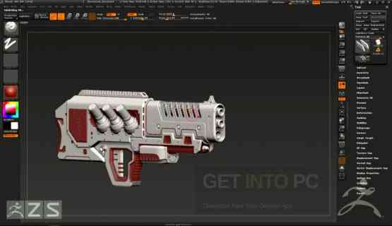 Pixologic ZBrush 4R8 Direct Link Download