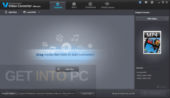 Wondershare Video Converter Ultimate 10.2.0.154 Direct Link Download