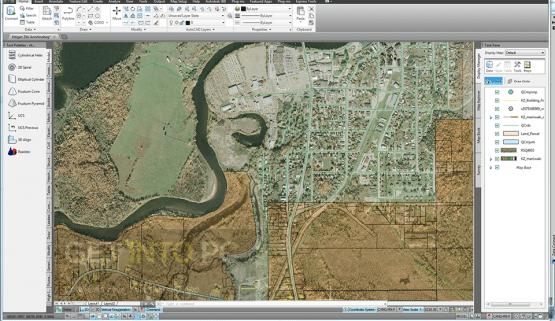 AutoCAD Map 3D 2019 Direct Link Download