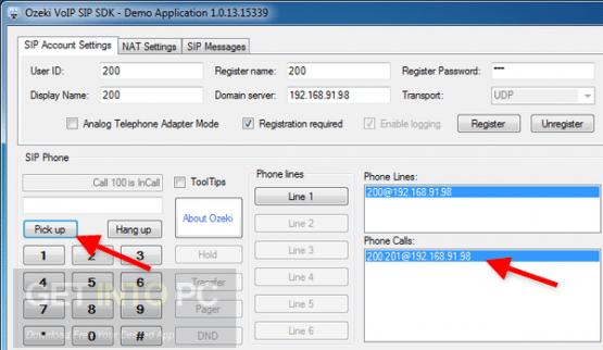 OZEKI VoIP SIP SDK Retail Latest Version Download