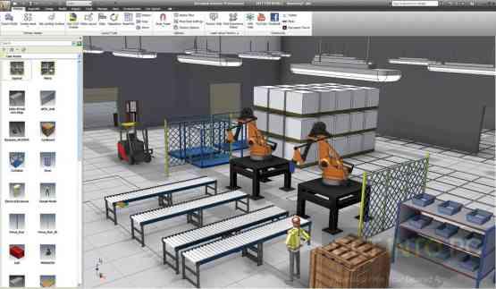 Autodesk Factory Design Utilities 2018 Direct Link DOwnload