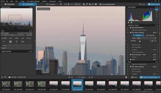 DxO PhotoLab Elite x64 Offline Installer Download