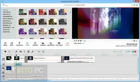 Wondershare Filmora 8 Complete Effect Packs Latest Version Download
