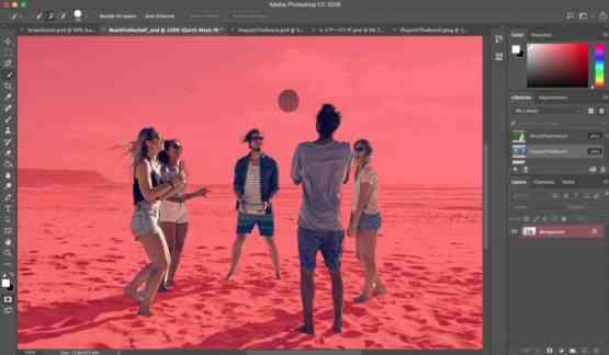 Adobe Photoshop CC 2018 v19.1 x64 Portable Direct Link Download