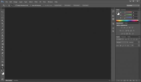 Adobe Photoshop CC 2018 v19.1 x64 Portable Latest Version Download