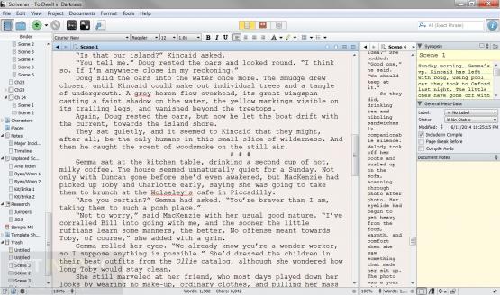 Scrivener Offline Installer Download