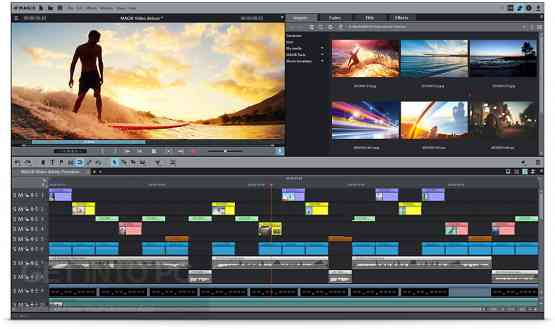 MAGIX Movie Edit Pro Premium 2018 Offline Installer Download