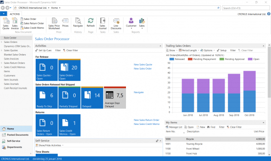 Microsoft Dynamics NAV 2017 Direct Link Download
