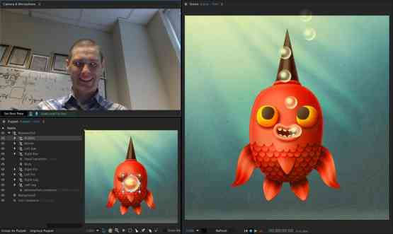 Adobe Character Animator CC 2018 Direct Link Download