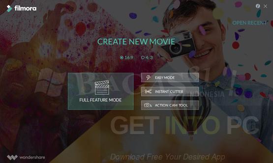 Wondershare Filmora 8.3.5.6 Latest Version Download