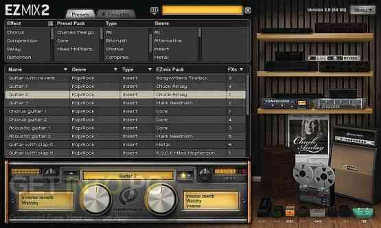 Toontrack EZMix 2 Latest Version Download
