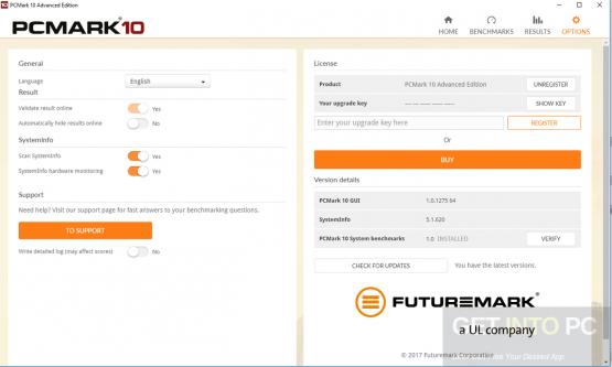 Futuremark PCMark 10 Advanced Edition Latest Version Download