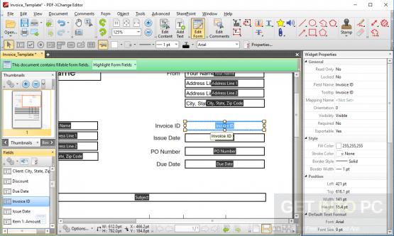 PDF-XChange Editor Plus + Portable Latest Version Download