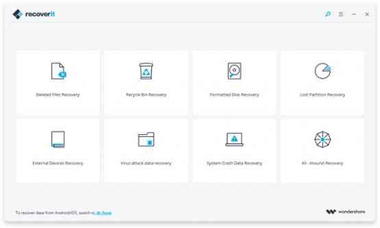 Wondershare Recoverit 7.0.4.7 Direct Link Download
