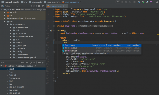 JetBrains WebStorm 2018 Direct Link Download