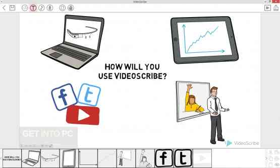 VideoScribe 2.1.0 PRO Direct Link Download