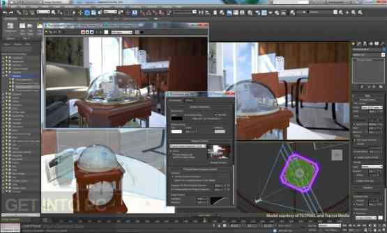 Autodesk 3ds Max 2016 Offline Installer Download